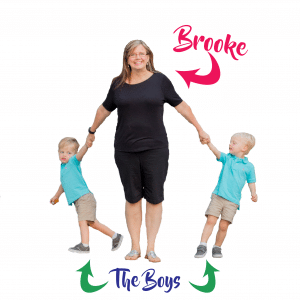8f957fdd I'm Brooke – a solo working mama of these brilliant, gorgeous, hysterical  twin boys, who, although I grew them in my belly, are not genetically  related to ...