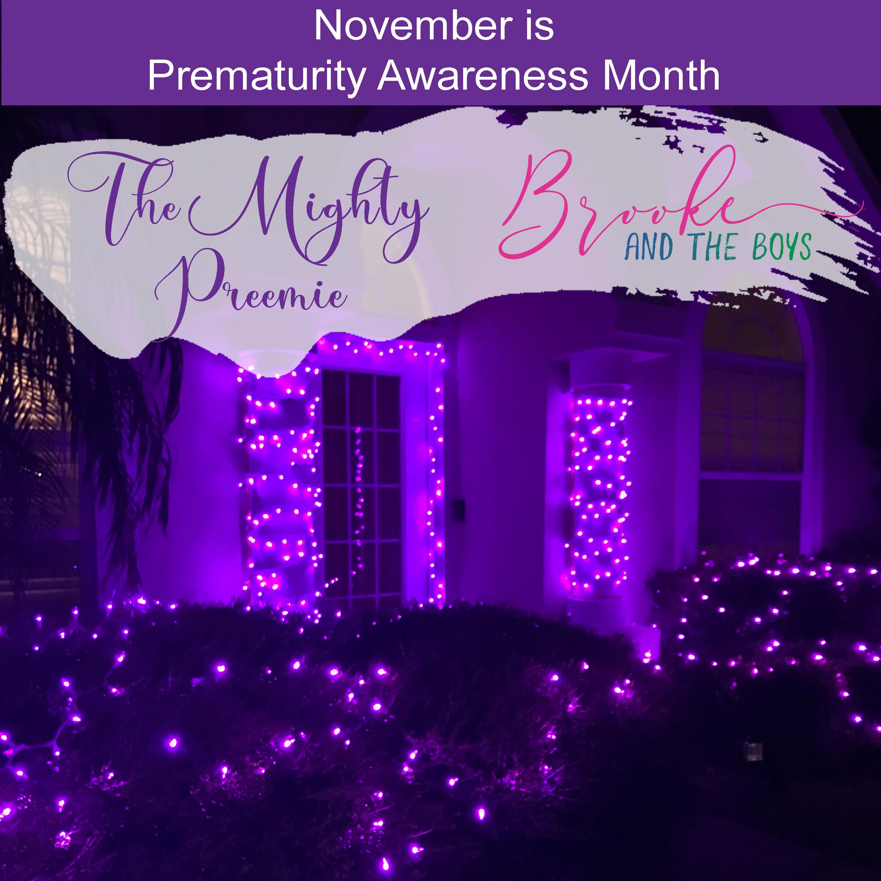 The Mighty Preemie