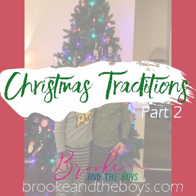 Christmas and Holiday Traditions: Part 2