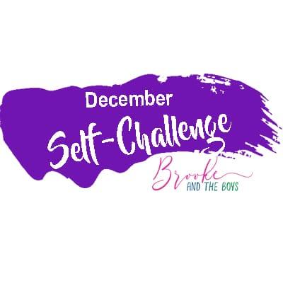 December Self-Challenge