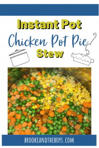 Crust Free Chicken Instant Pot