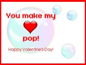 Kid Valentine Bubbles