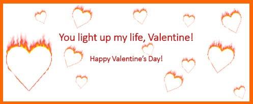 Valentine - Finger Lights