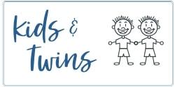 Kids and Twins