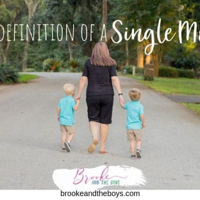 Definition of a Single Mom