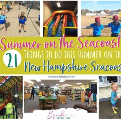 21 Summer Activities on New Hampshire's Seacoast