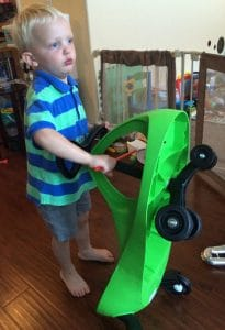 jake playing cello plasma car