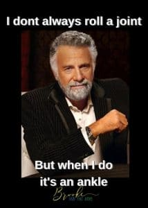 I don't always meme
