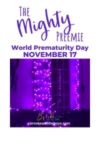Wrold Prematurity Day