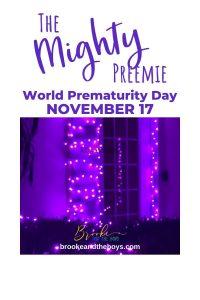 Wrold Prematurity Day