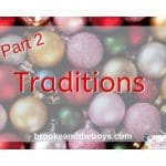 Christmas Traditions Holiday Traditions