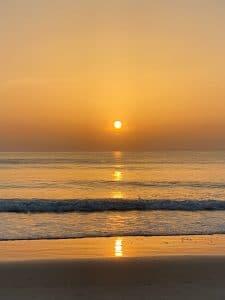 Sunrise Jacksonville Beach